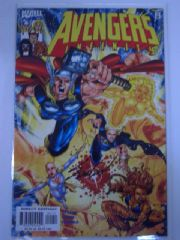 Avengers Infinity #1 Dynamic Forces DF Signed Sean Chen COA Ltd 499